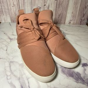 Steve Madden lancer sneaker dusty blush